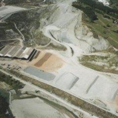 argilla grigia, estrazione argilla, scavi argilla