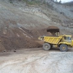 fornitura argilla rossa, argilla, fornitura argilla