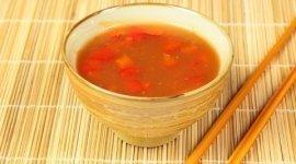 Zuppa Wan Ton, Zuppa di Granchio e Asparagi, Zuppa di Pinne di Pescecane
