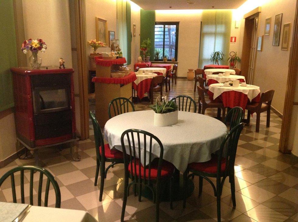 Hotel gromo - Saletta