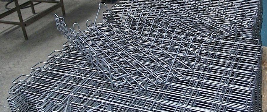 Colombo Giuseppe produzione cestelli metallici