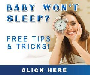 Instant Baby Sleep - Banner Ad 300 x 250