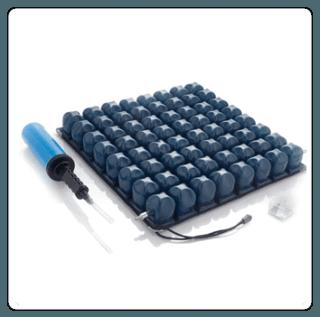 cuscino antidecupito per carrozzine