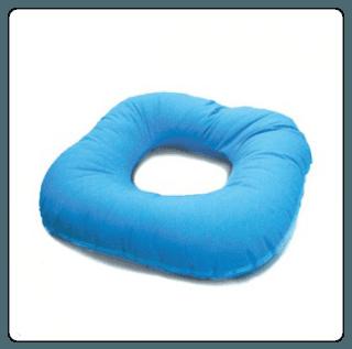 cuscino antidecupito con buco