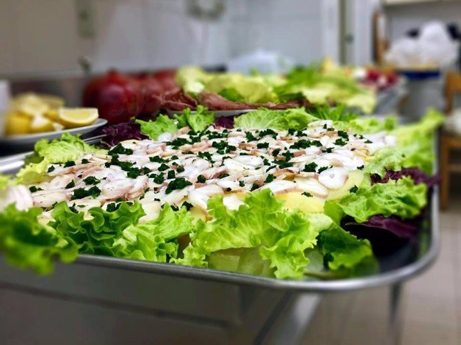 casseruola con verdure