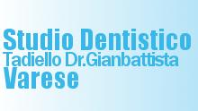 Studio Dentistico Tadiello Dr. Gianbattista Varese