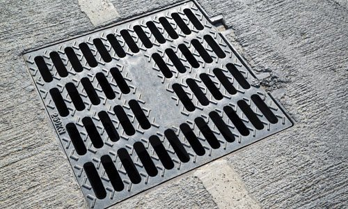 drainage grille