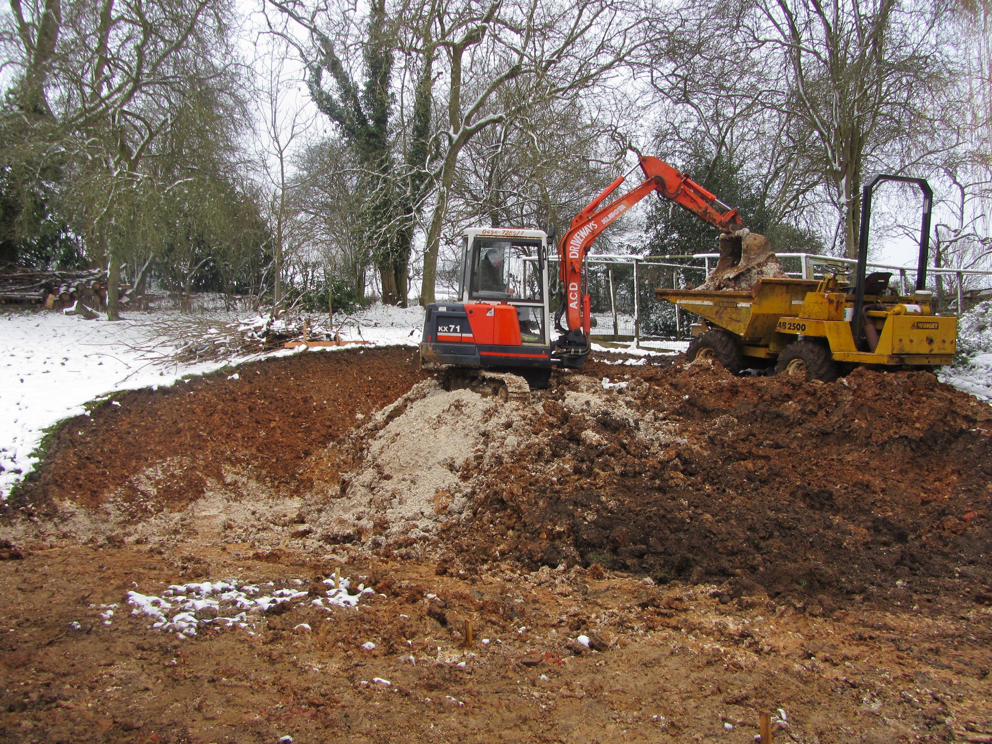 groundwork repairs