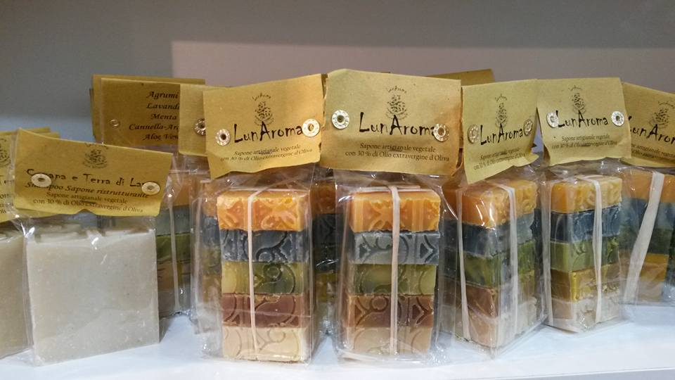 confezioni di saponi artigianali