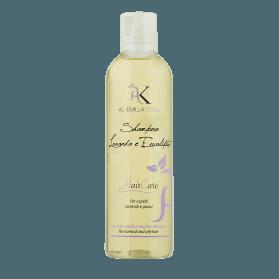 uno shampoo alla lavanda e eucalipto