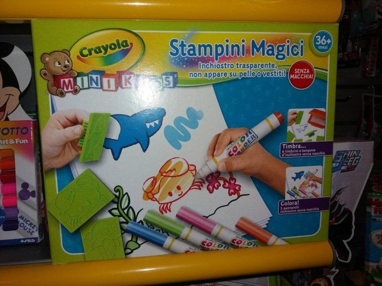 cartoleria giocattoli bomboniere