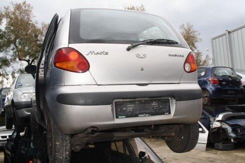 vendita pezzi usati auto, vendita componenti usati di veicoli, demolizioni