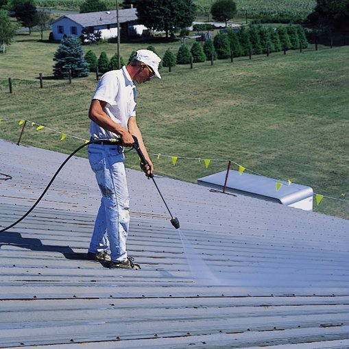 North Star Roofing   Steps To A Quality Metal Roof Restoration System: