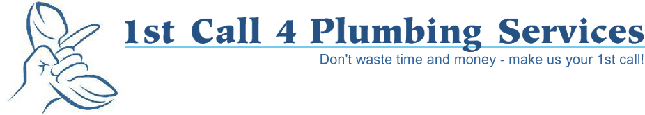 1st Call 4 Plumbing Services logo