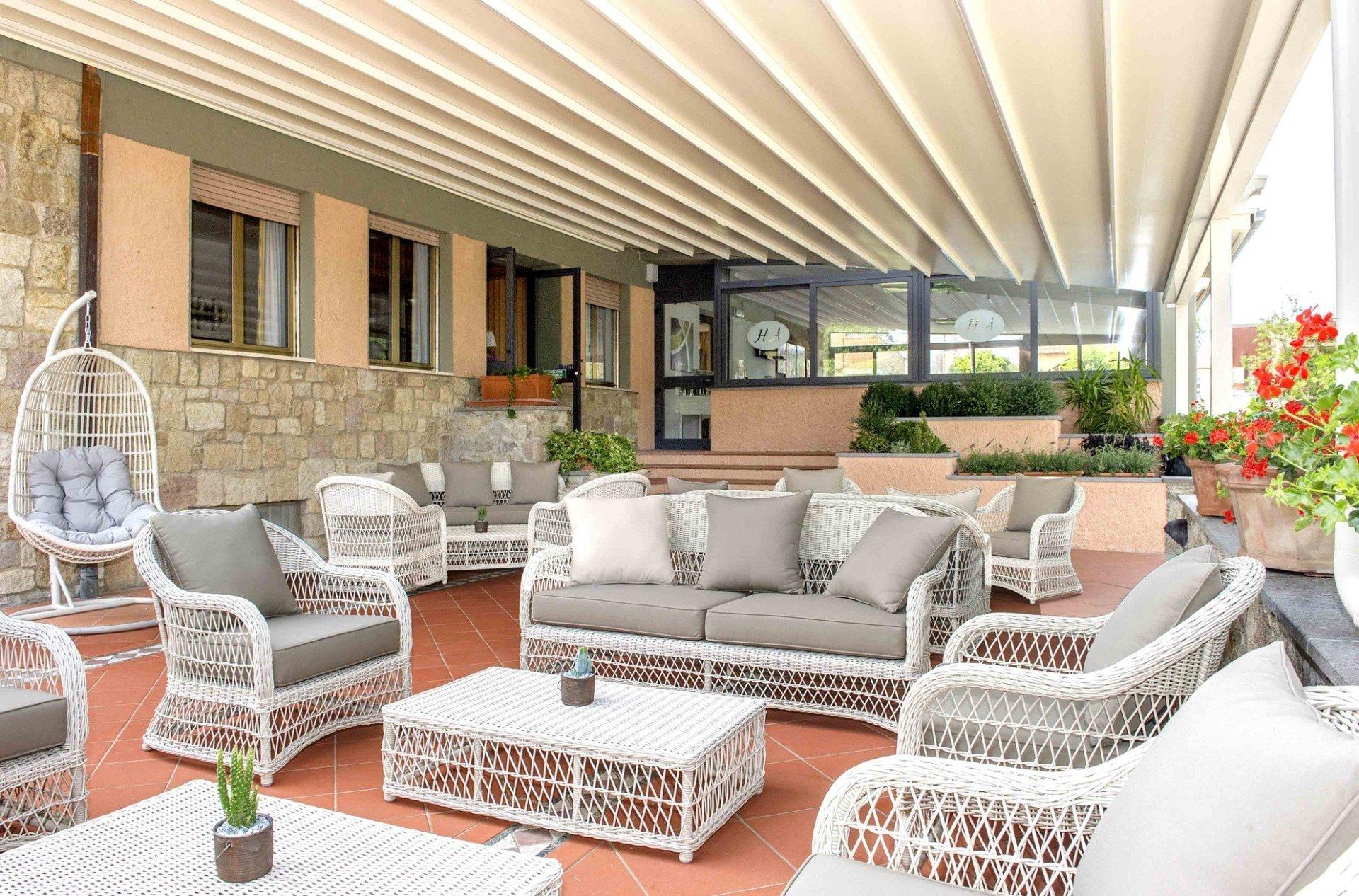 veranda esterna