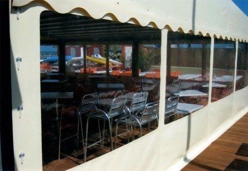 Coperture per ristoranti