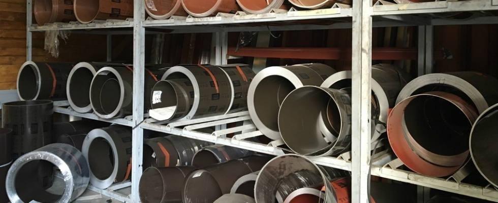 produzione lattonerie