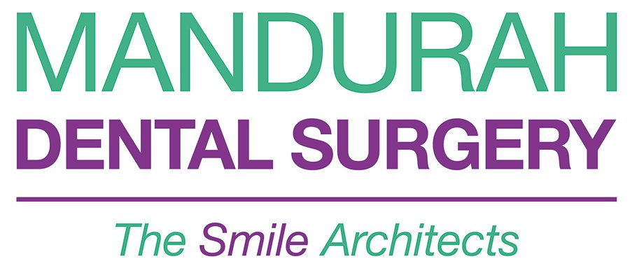 Mandurah Dental Surgery text logo