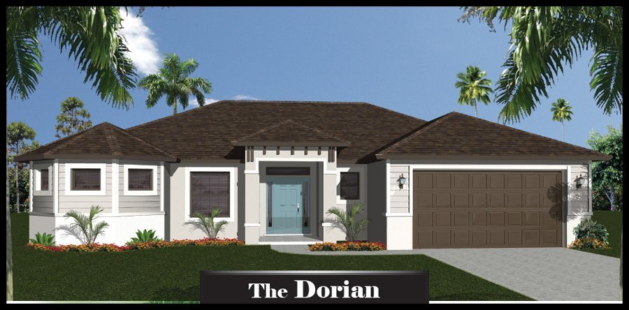 Dorian Model Home, Porter Contracting, Inc.
