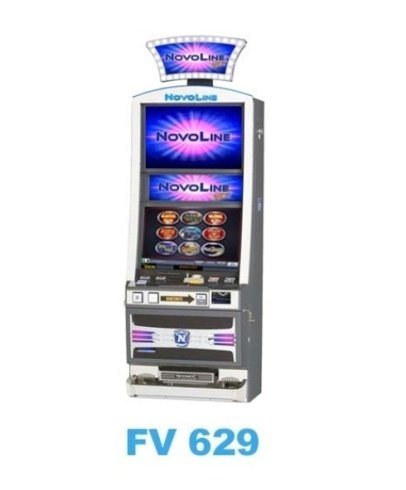 una videoslot machine FV629