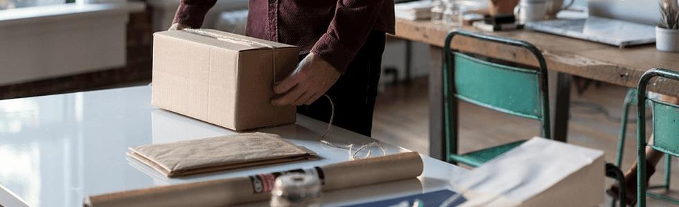 Materiali per imballaggio