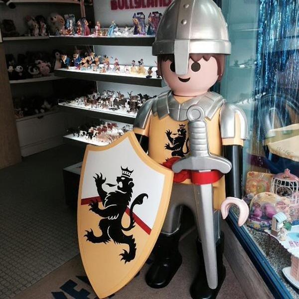 lego e playmobil
