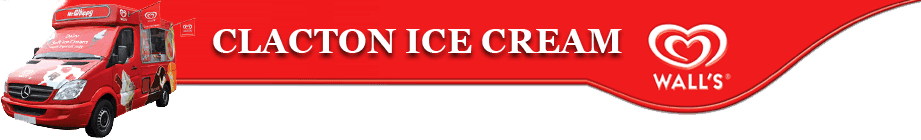 Clacton Ice Cream logo