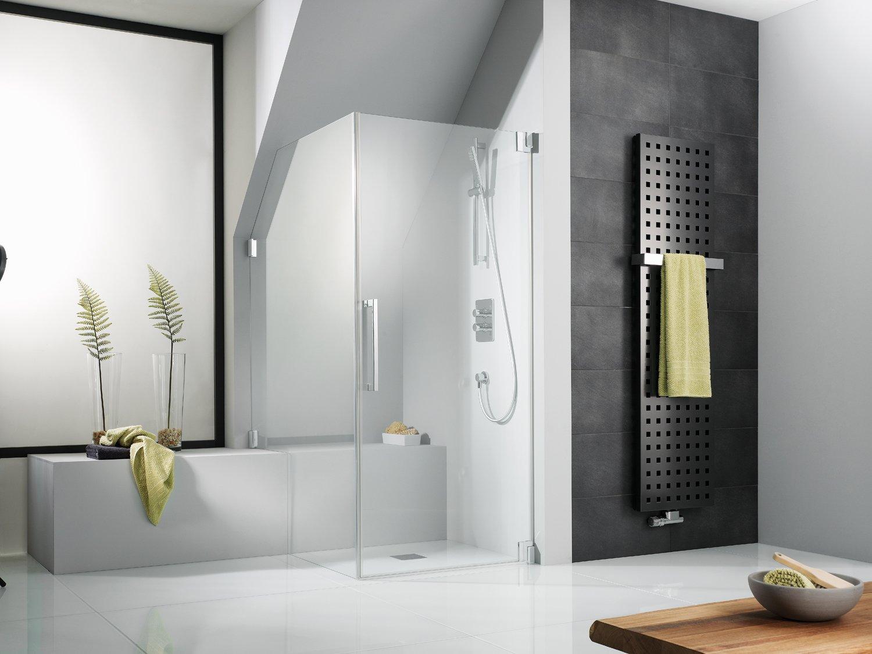 Die idealen Duschen bei Dachschrägen und anderen ...