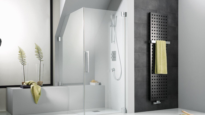 Die idealen Duschen bei Dachschrägen und anderen Herausforderungen