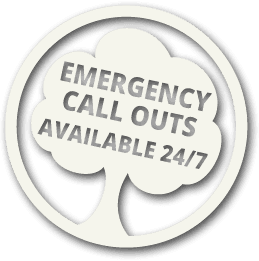 Emergency call outs badge