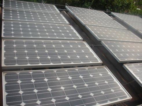 Pannelli solari per uso aziendale