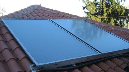 Pannello solare per abitazione