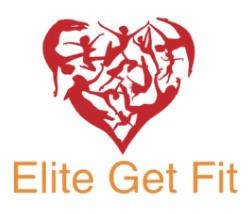 elite get fit logo
