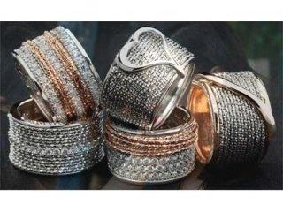 Anelli Fraboso argento 925 bicolore - Gioielleria Barron