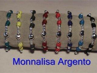 Bracciali MONNALISA argento - Torino