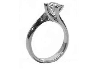 Diamante solitario G COLOR VVS - Torino