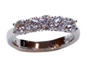 Fedina classica diamanti - Gioielli Barron