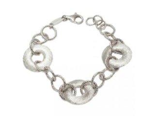 Bracciale Fraboso in argento 925 - Gioielli Barron