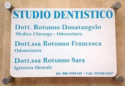 studio dentistico rotunno
