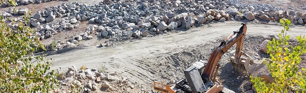 cava di granito