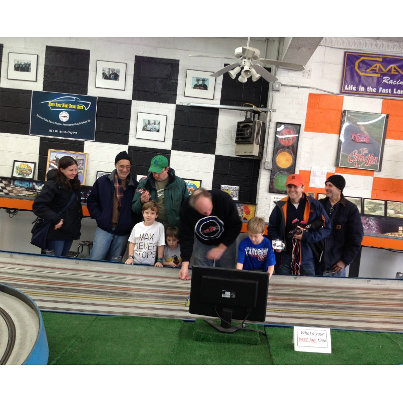 Slot Car Racing Long Island Ny