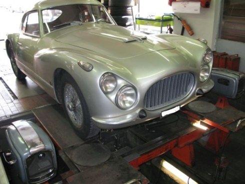 riparazione auto d`epoca