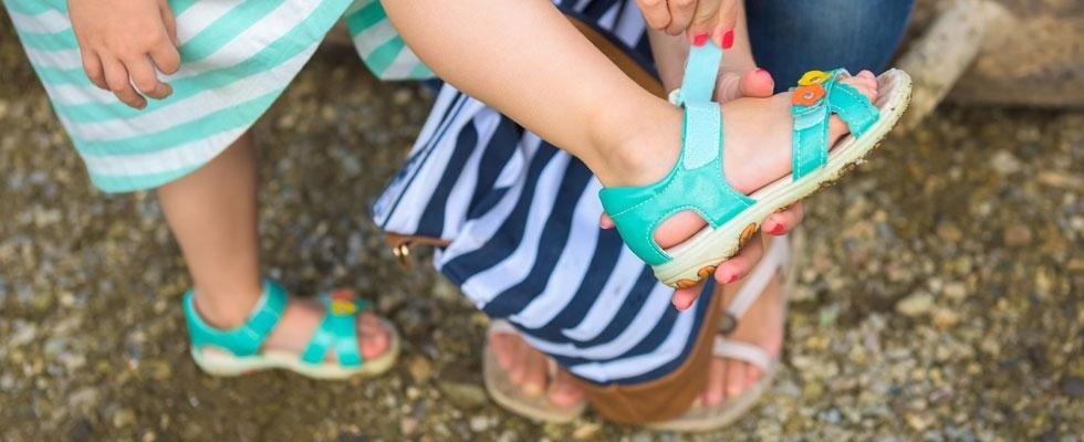 calzature bambino