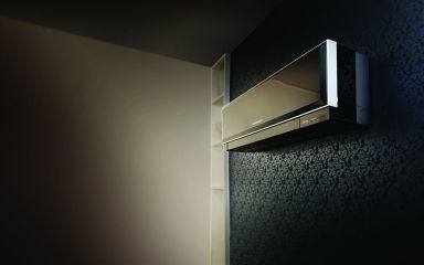 Air conditioning in Tauranga bedroom