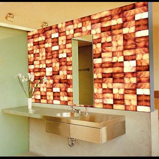parete arredo bagno