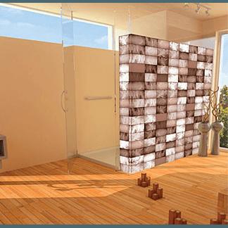 pareti in alabastro ingresso