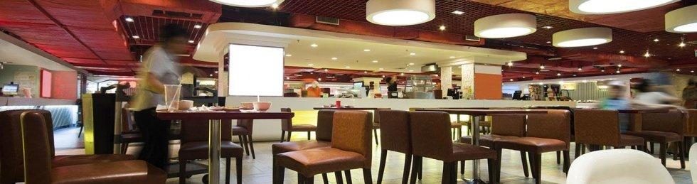 progettazione arredamento ristorante