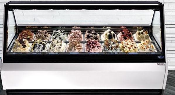 arredamenti per gelaterie