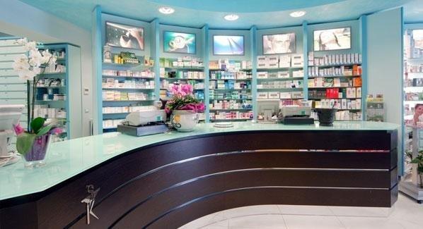arredamenti farmacie