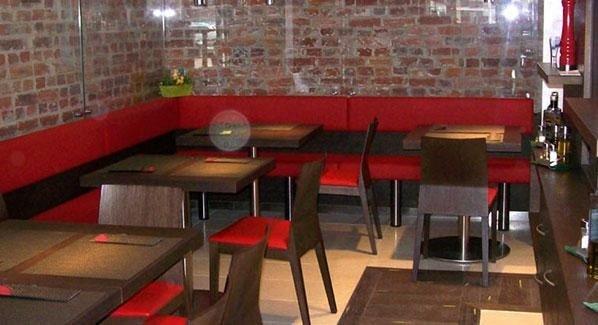 arredamento per pizzerie e ristoranti